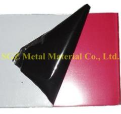 Photoengraving magnesium plate coated magnesium plate for Innendekoration bern